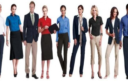 How Uniforms Benefit Your Company