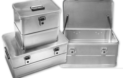 Aluminium v Plastic Transport Cases