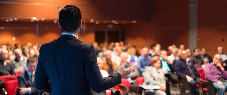 Some Tips in Public Speaking