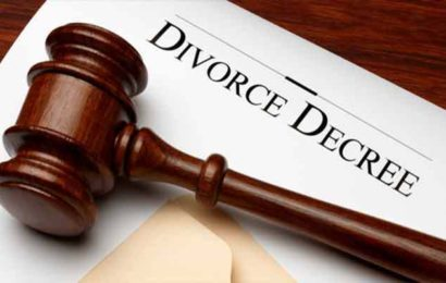 How to Handle a Divorce