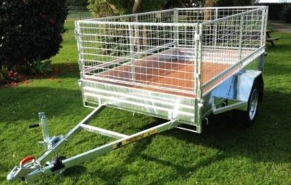Fantastic Tradesman Trailers with quick Delivery