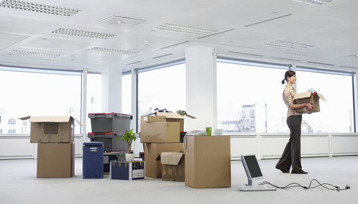 Modern Office Relocation