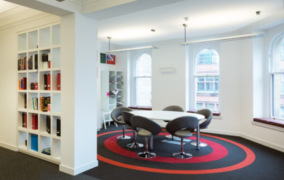 5 Reasons Why you Should Boost your Business with an Office Refit