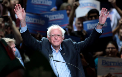 Millennials' Support For Bernie Sanders May Be Rooted Purely In Their Finances