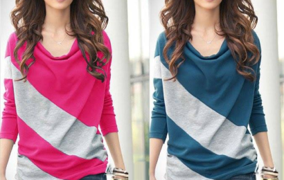 Get fashion by availing wonderful t-shirts for women