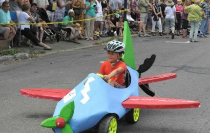 Bring Out The Competitive Spirit With A Soap Box Derby