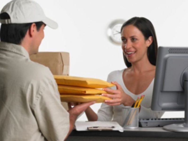 Professional and trusted courier service for ecommerce business