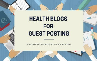 Human Health And Health Guest Post